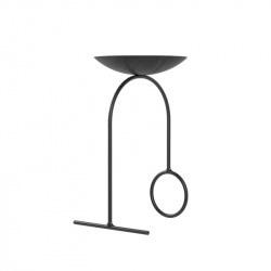 Table d'appoint guéridon GIRO VICCARBE