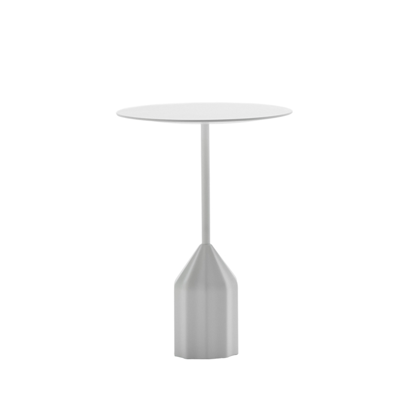 Table d'appoint guéridon Viccarbe BURIN MINI