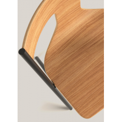Chaise Viccarbe QUADRA empilable