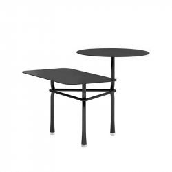 Table d'appoint guéridon TIERS MODELE A VICCARBE