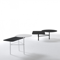 Table d'appoint guéridon Viccarbe TIERS MODELE A