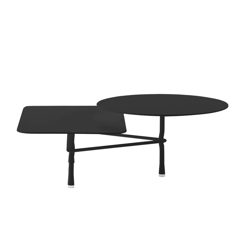 Table d'appoint guéridon Viccarbe TIERS MODELE B