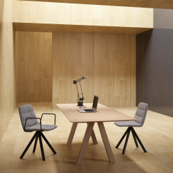 Table Viccarbe TRESTLE SIMPLE