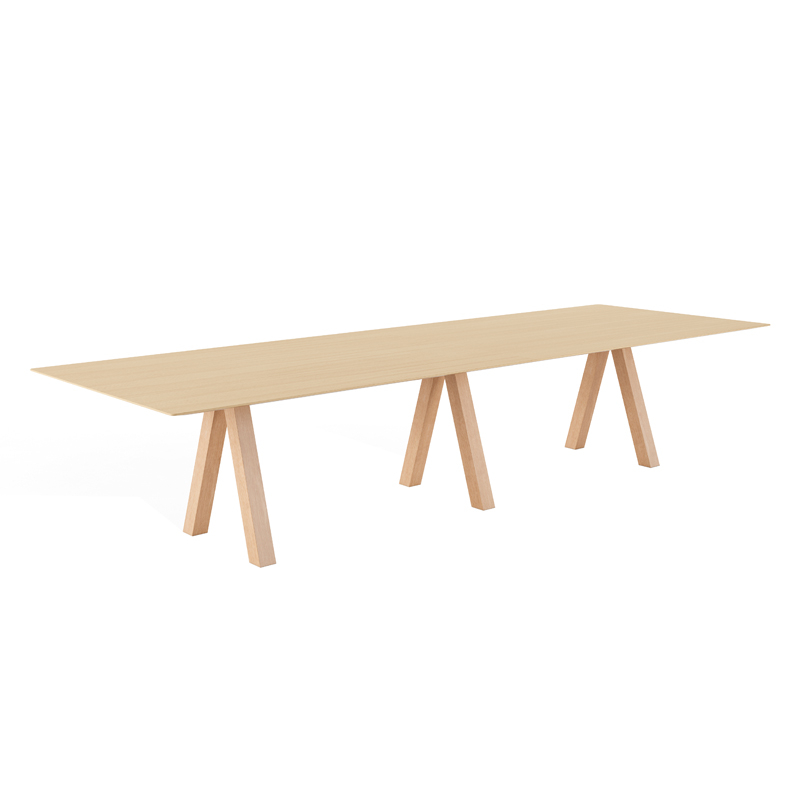 Table Viccarbe TRESTLE DOUBLE