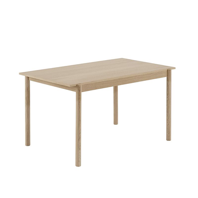 Table Muuto LINEAR WOOD