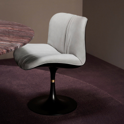 Chaise Baxter made in italy MARILYN
