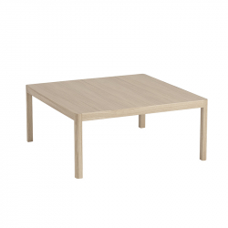 Table basse WORKSHOP TABLE 86x86 MUUTO