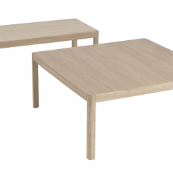 Table basse Muuto WORKSHOP TABLE 86x86