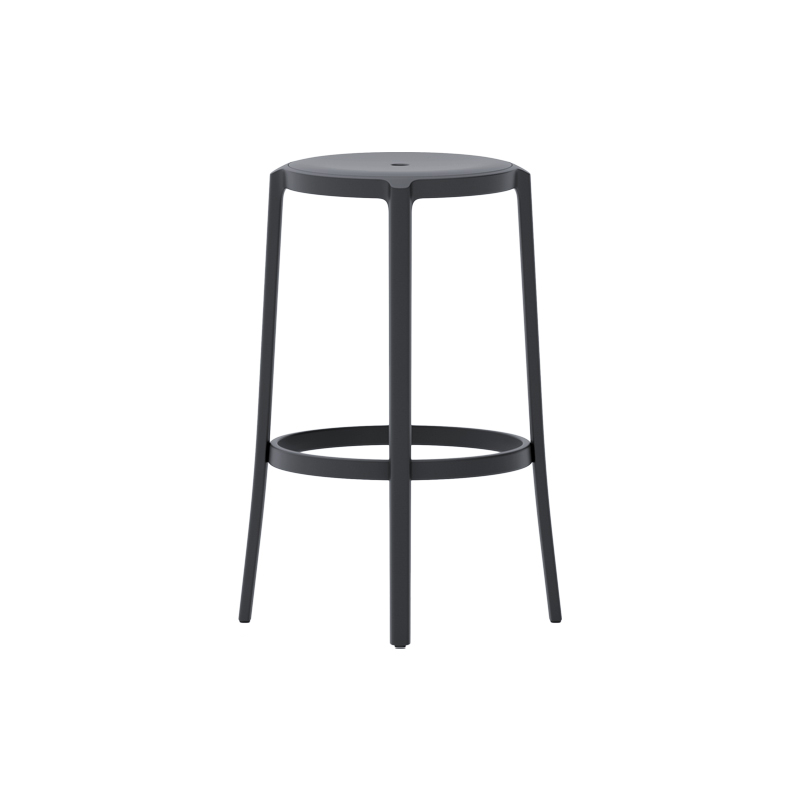 Tabouret haut Emeco ON & ON