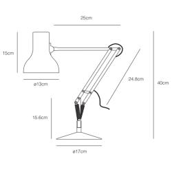 Lampe de bureau Anglepoise TYPE 75 MINI