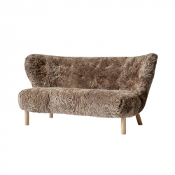 Canapé LITTLE PETRA VB2 Sheepskin AND TRADITION