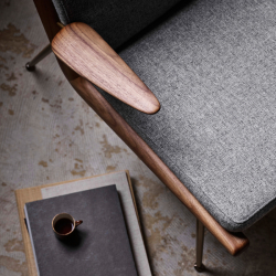 Fauteuil And tradition BOOMERANG HM2