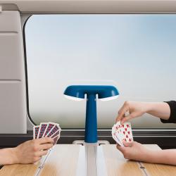 Lampe à poser Moustache TGV