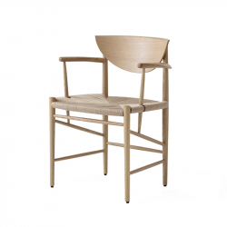 Petit Fauteuil And tradition DRAWN HM4