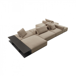 Canapé Poliform WESTSIDE