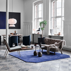 Fauteuil And tradition BOOMERANG HM1