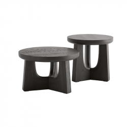 Table d'appoint guéridon NARA POLIFORM
