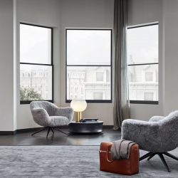Fauteuil Poliform MAD CHAIR