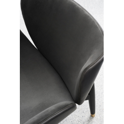 Fauteuil Baxter made in italy JORGEN