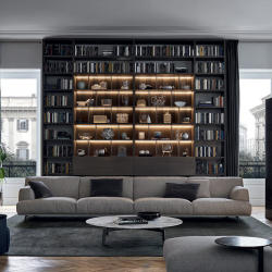 Etagère Poliform WALL SYSTEM