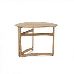 Table d'appoint guéridon DROP LEAF HM5 AND TRADITION