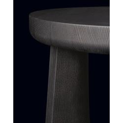 Table d'appoint guéridon Poliform NARA