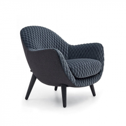 Fauteuil MAD QUEEN POLIFORM