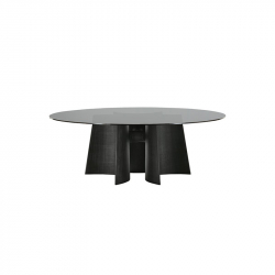 Table KENSINGTON Ronde POLIFORM