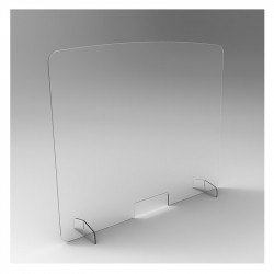 Accessoire de bureau Ecran de protection ARCOPLEX BISLEY
