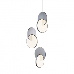 Suspension ECLIPSE CHANDELIER LEE BROOM