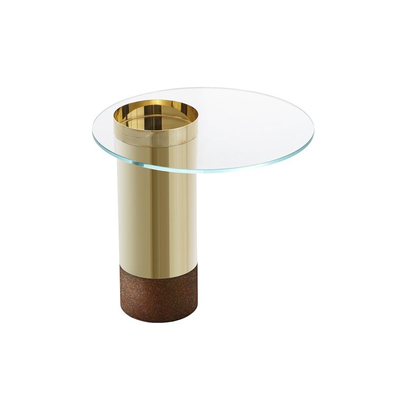 Table d'appoint guéridon Gallotti & radice HAUMEA XS