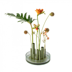 Vase Fritz hansen Vase IKERU Low