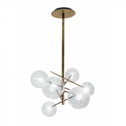 Suspension BOLLE 6 GALLOTTI & RADICE