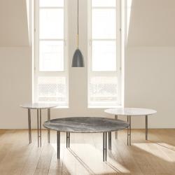 Table d'appoint guéridon Gubi IOI Ø 50