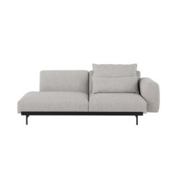 Canapé IN SITU 2 places 1 accoudoir MUUTO