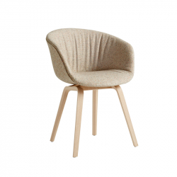 Petit Fauteuil ABOUT A CHAIR AAC 23 SOFT HAY