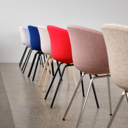 Petit Fauteuil Hay ABOUT A CHAIR AAC 21 SOFT