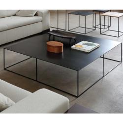 Table basse Zeus SLIM IRONY LOW TABLE