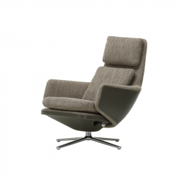Fauteuil GRAND RELAX Tissu VITRA