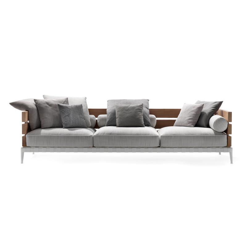 Canapé extérieur Flexform ANSEL
