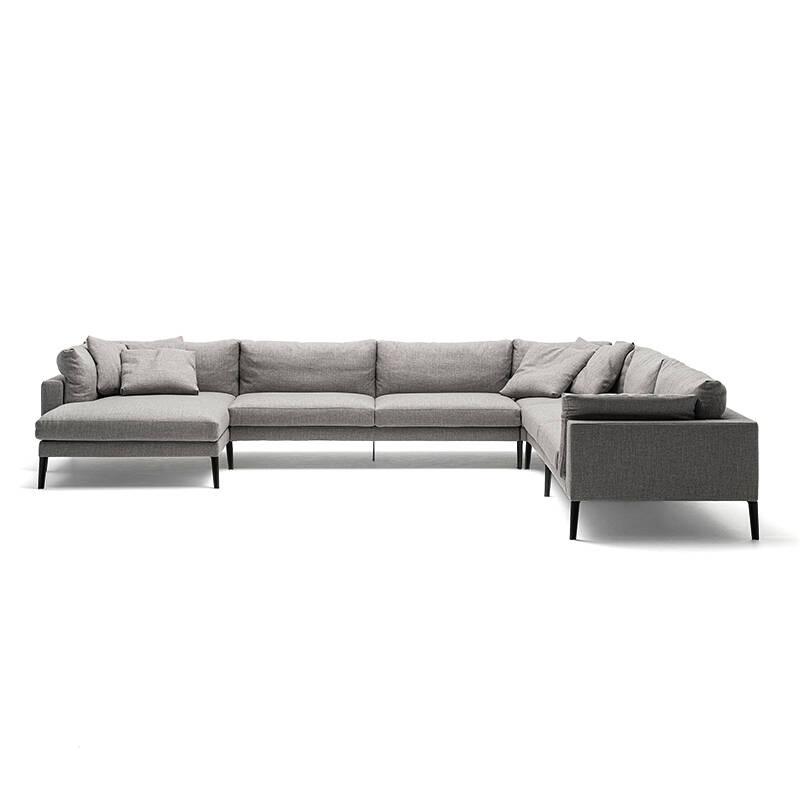 Canapé Living divani FLOYD HI 2 SYSTEM