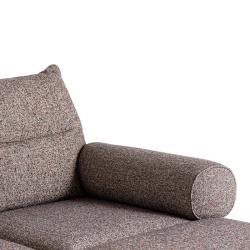 Canapé Hay PANDARINE 3 Paces Chaise longue accoudoirs mixtes