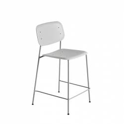 Tabouret haut SOFT EDGE P10 BAR HAY