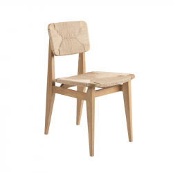 Chaise C-CHAIR Corde GUBI