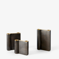 Photophore, bougeoir et bougie And tradition Bougeoir COLLECT CANDLEHOLDER
