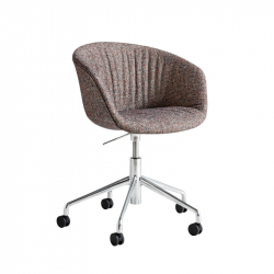 Fauteuil de bureau ABOUT A CHAIR AAC 53 SOFT HAY