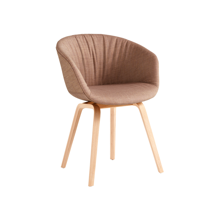 Petit Fauteuil Hay ABOUT A CHAIR AAC 23 SOFT