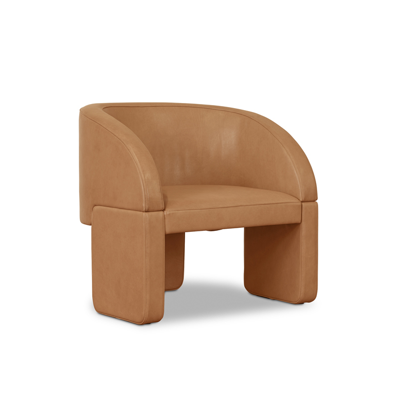 Fauteuil Baxter made in italy LAZYBONES LOUNGE
