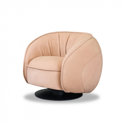 Fauteuil LEON BAXTER MADE IN ITALY