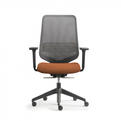 Fauteuil de bureau DOT.HOME COLOUR EDITION SILVERA PRO